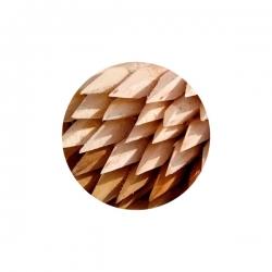Dřevěný kůl, výška 200 cm, průměr 6 cm, s hrotem