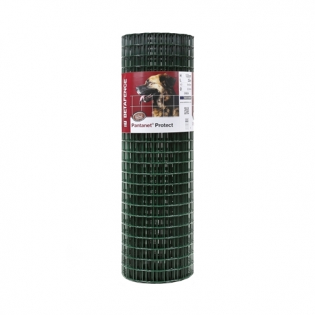 Svařované pletivo V-Plast (FORTEPLAST), výška 180 cm, oko 50x50 mm