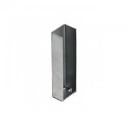 Držák podhrabové desky, koncový, 20 cm, Zn