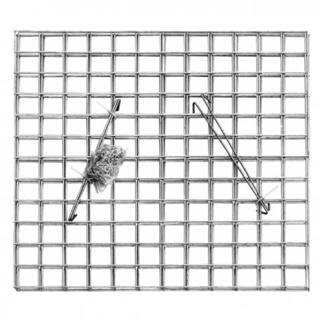 Gabionový koš 600x600x300 mm