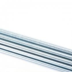 Závitová tyč pozinkovaná M4x1000 mm