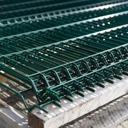 Plotový panel 3D 1030x2500 mm, poplastovaný, 2 profily, 5 mm