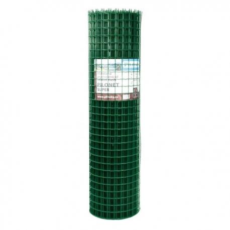 Svařované pletivo MULTIPLAST, výška 120 cm, oko 50x50 mm