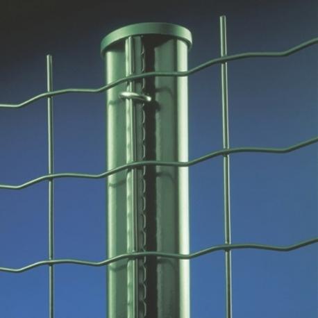 Sloupek AQUIGRAF pro svařovaná pletiva, 250 cm, 50 mm