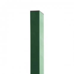 Sloupek poplastovaný 60x40 mm, výška 300 cm