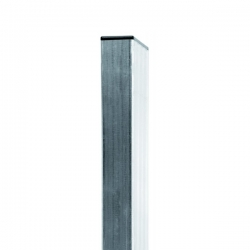 Sloupek pozinkovaný 60x40 mm, výška 220 cm