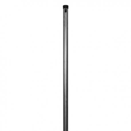 Sloupek pozinkovaný 38 mm, výška 230 cm