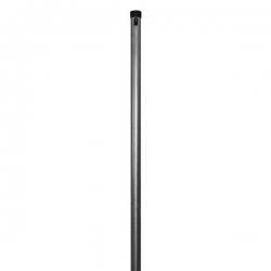 Sloupek pozinkovaný 48 mm, výška 280 cm