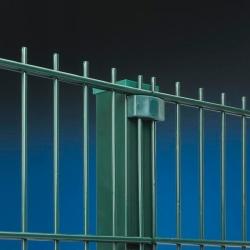 Plotový panel 2D 1430x2500 mm, průměr drátu 6/5/6 mm, poplastovaný