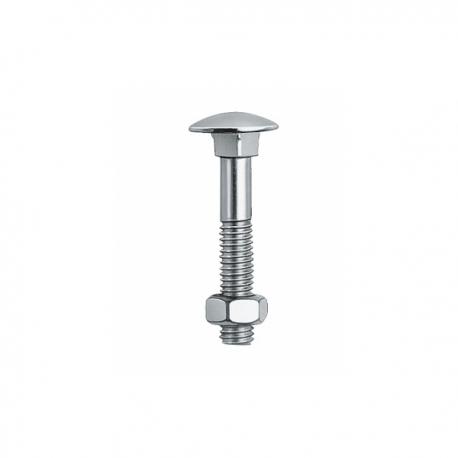 Šroub M8x30 mm včetně podložky a matice